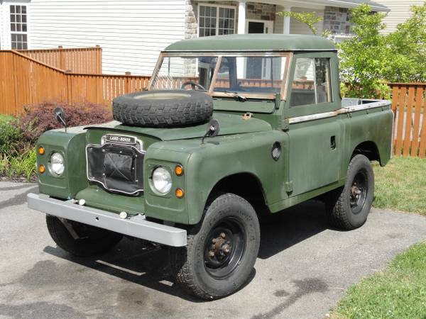 1974 Series Washington Dc Craigslist Defender Source