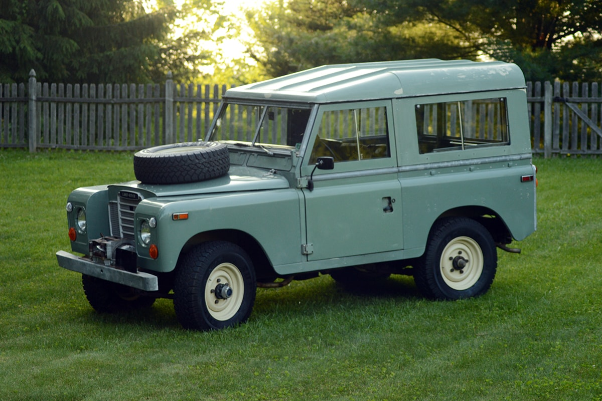 Click image for larger version  Name:1972 land rover series III 3 88 for sale second daily auctions (14)-min.jpg Views:45 Size:208.9 KB ID:330577