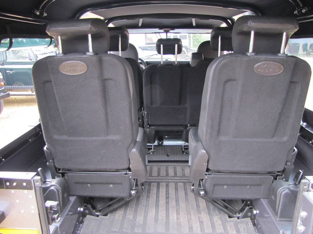 Click image for larger version  Name:1983 LR 110 Soft Top Orkney grey 300 tdi 3rd row seat rear.jpg Views:565 Size:238.3 KB ID:68712