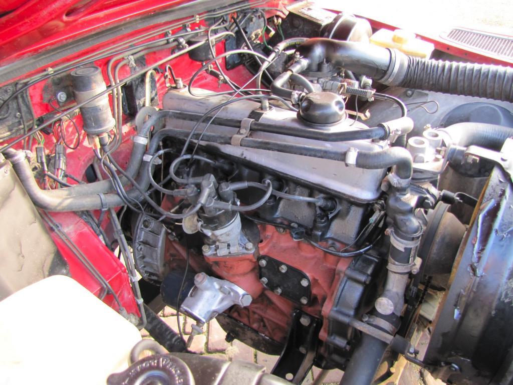 Click image for larger version  Name:1986 Landrover 110 Hardtop Red ex FR engine bay left.jpg Views:638 Size:131.1 KB ID:44362