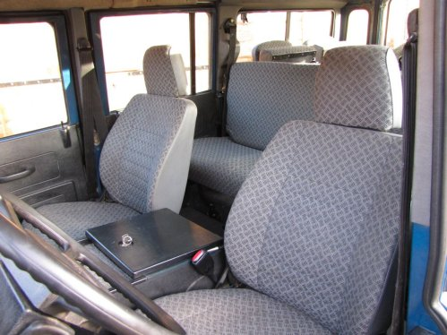 Click image for larger version  Name:1986 Landrover 110 V8 ex Saudie Blue front seats sml.jpg Views:82 Size:46.7 KB ID:35052