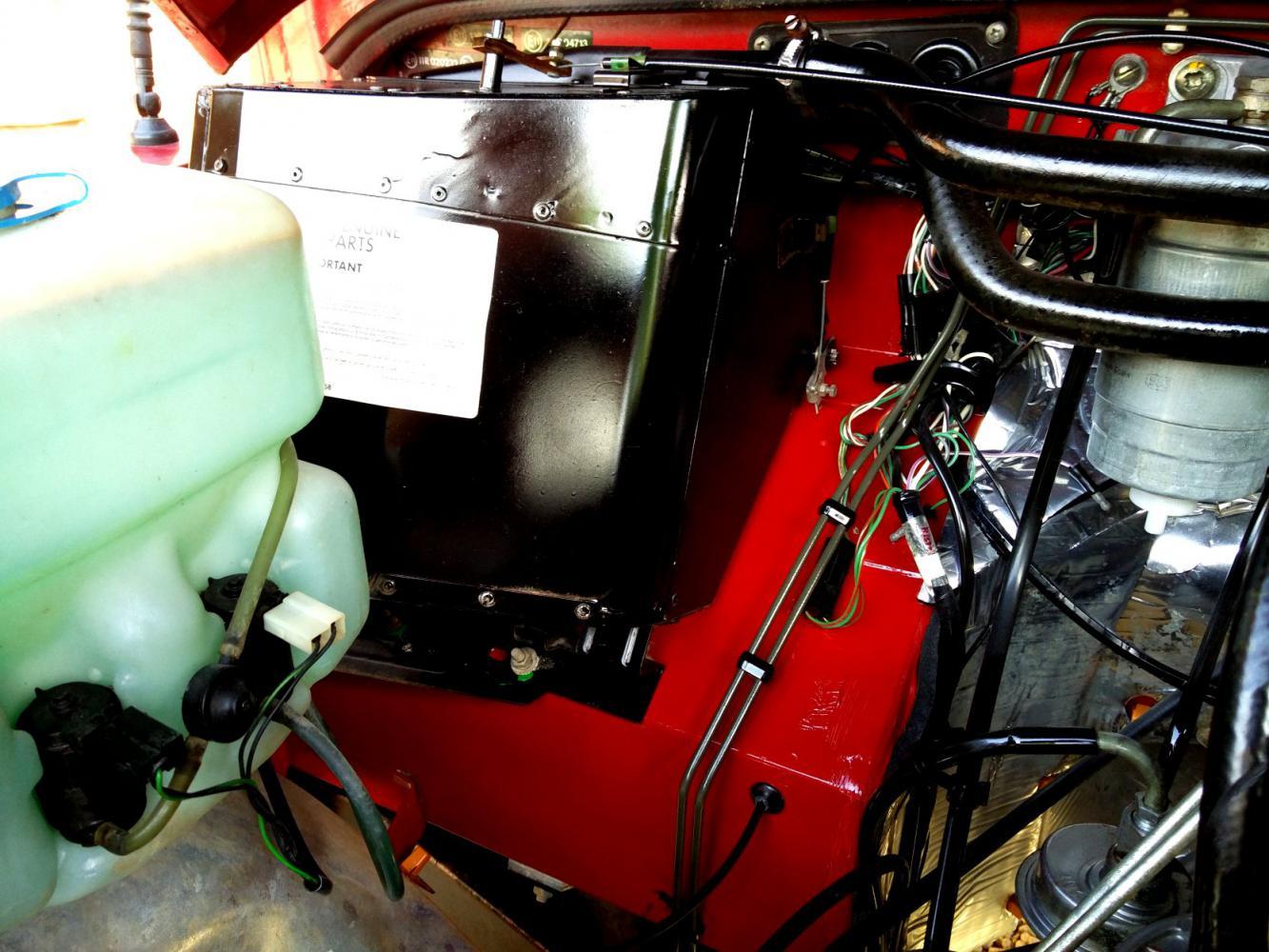 Click image for larger version  Name:1992 LR LHD Defender 90 Red 200 Tdi engine bay heater.jpg Views:154 Size:168.1 KB ID:263762