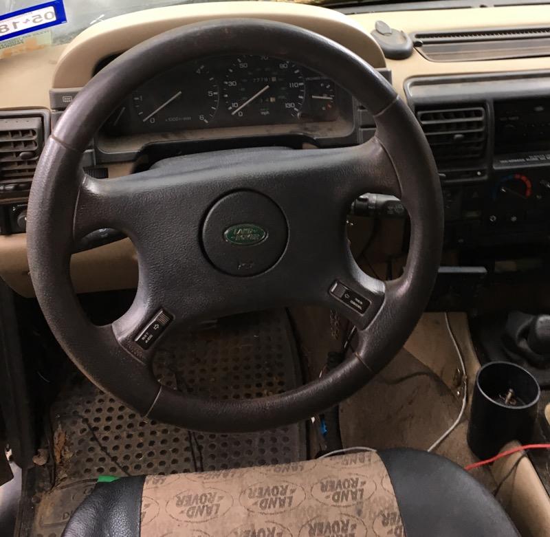 Land Rover Defender 48 Spline Wheel Boss 300 H//Top
