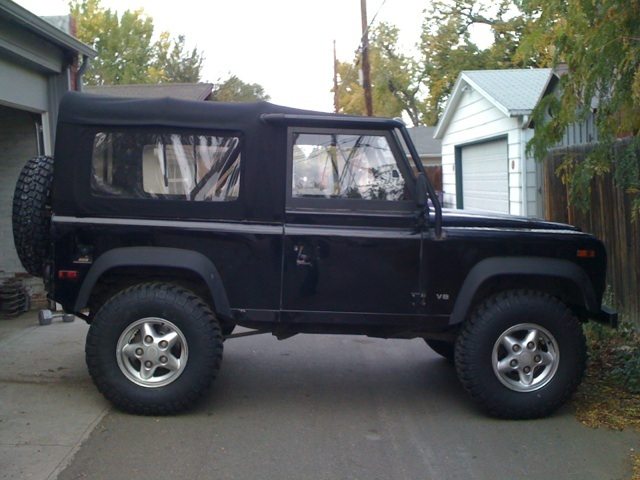 Click image for larger version  Name:After 33%22 tires 2 inch lift_3.jpg Views:109 Size:102.9 KB ID:32431