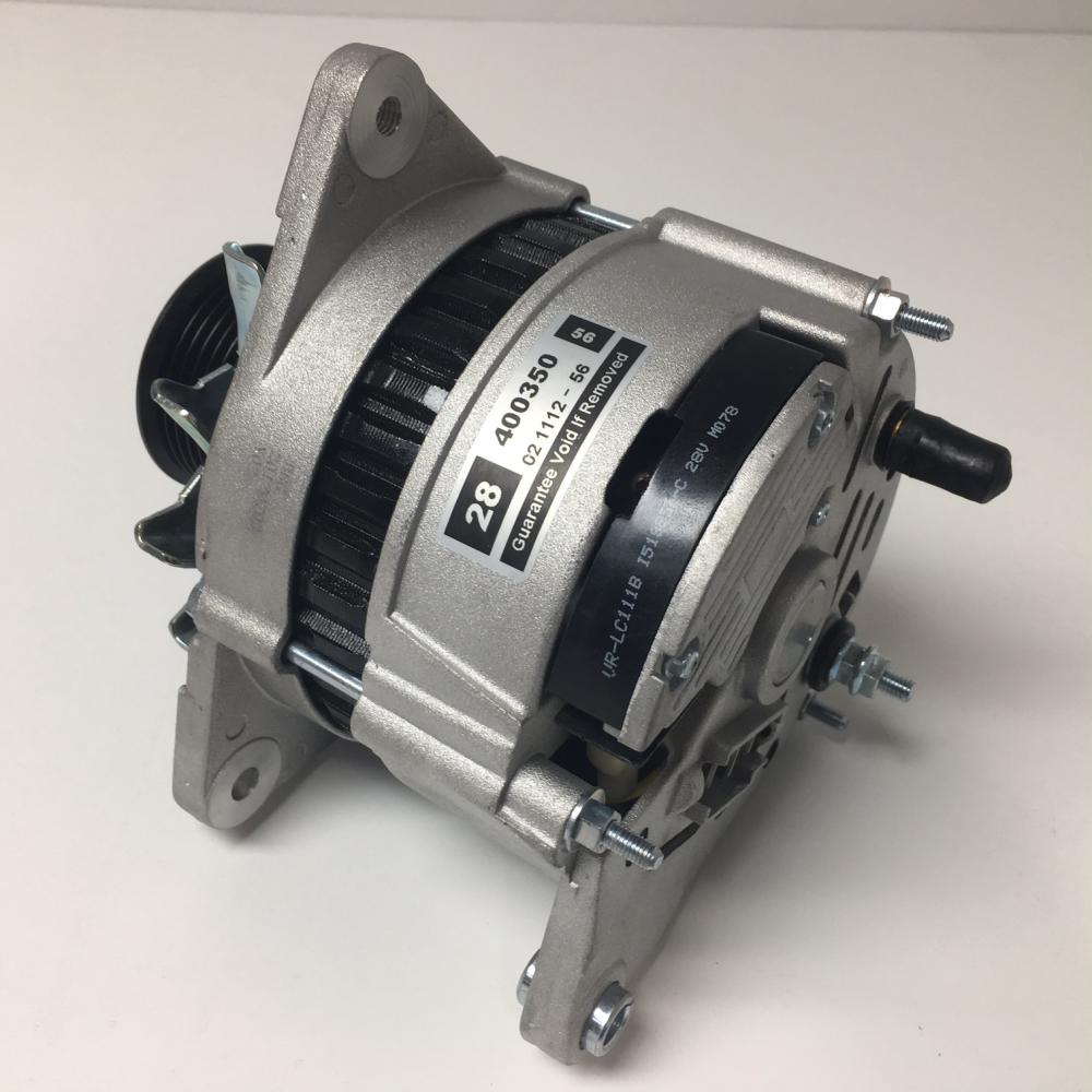 24v Dual Alternator Kit  300tdi