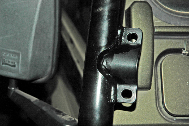 Roll cage fittings - Defender Source