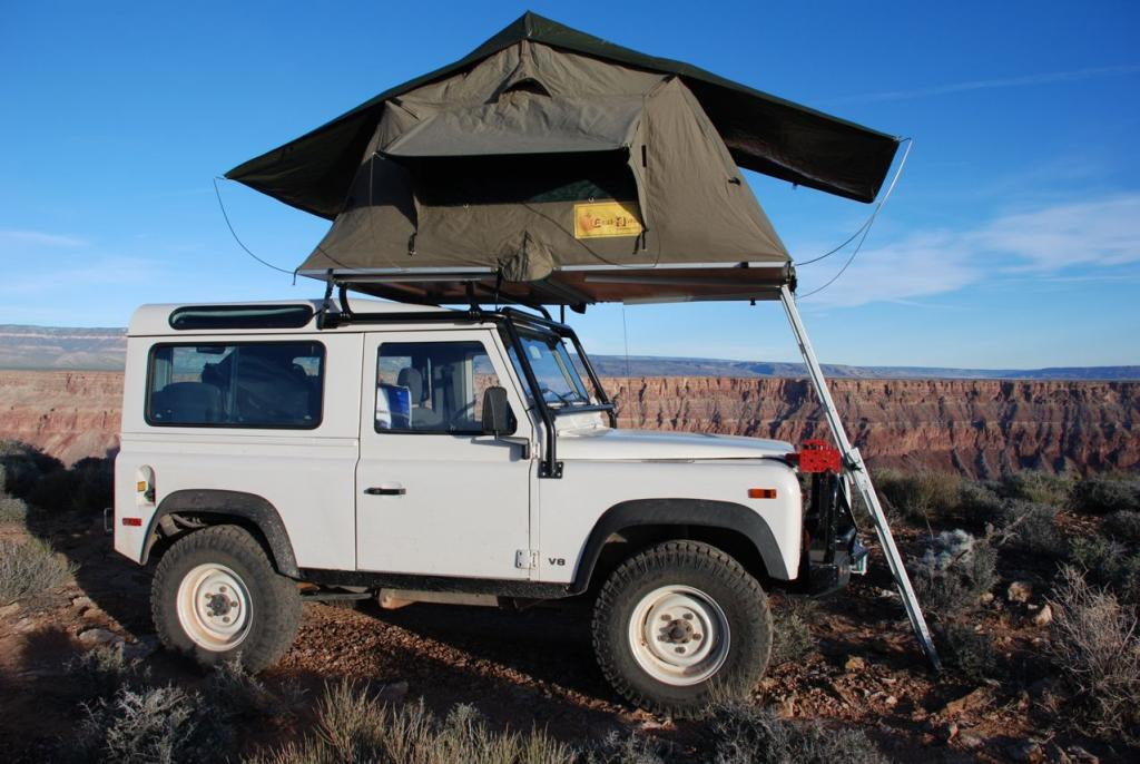 Roof Top Tent - Defender Source