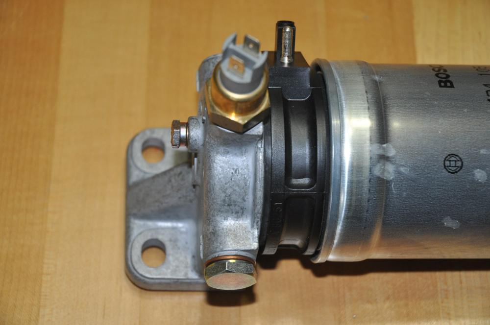 Land Rover 200tdi  300tdi Diesel Fuel Heater Assembly
