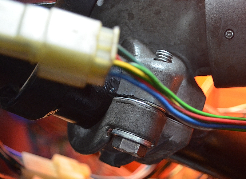 Starter clicking - and new starter installed, grounds