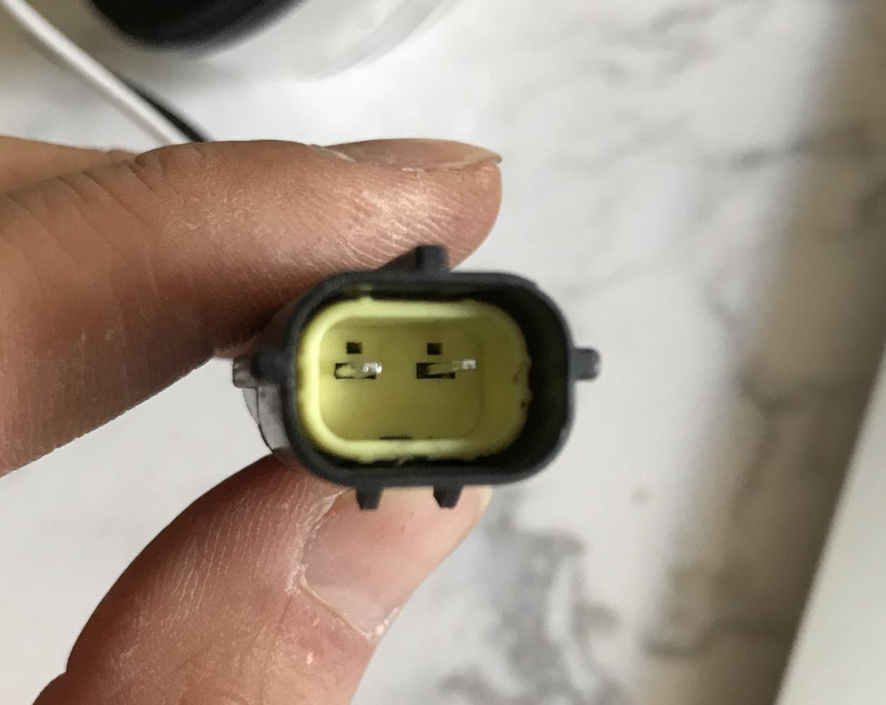 How to remove pins for LED light connector? - Defender Source