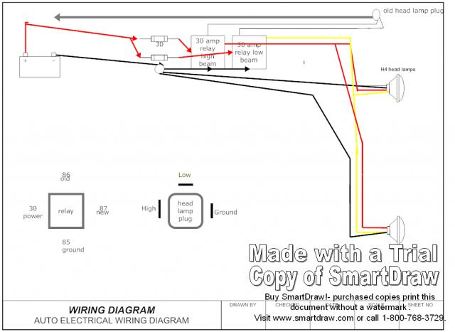 Click image for larger version  Name:HD Defender headlamp wiring harness 2.jpg Views:420 Size:40.6 KB ID:43229