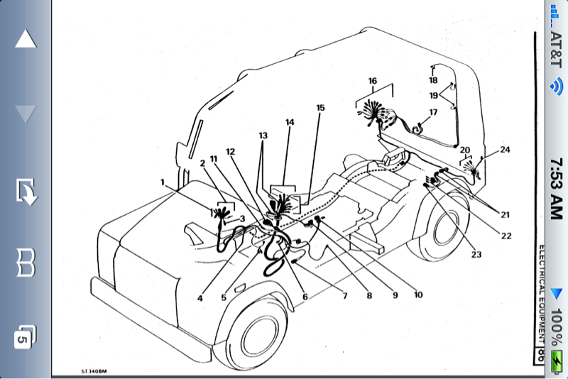 land rover defender 90 rear wiring diagram rewiring all rear lights electrical issues defender source forum  rewiring all rear lights electrical