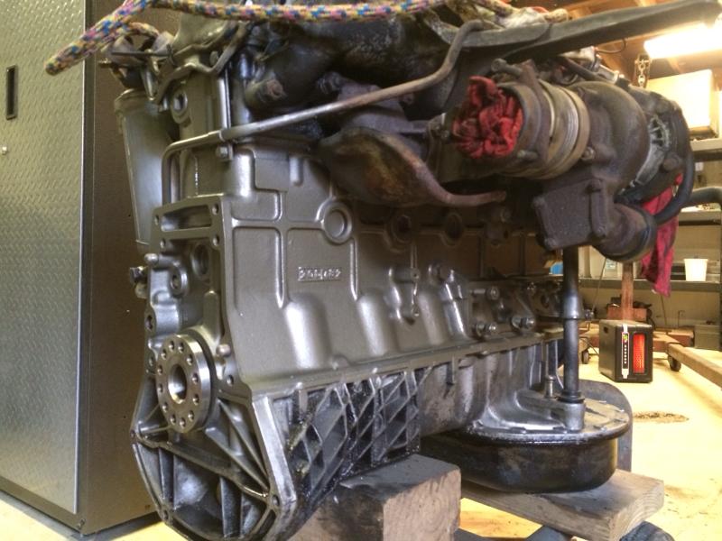 Mercedes OM617 Powered 110 Build Up - Page 7 - Defender Source