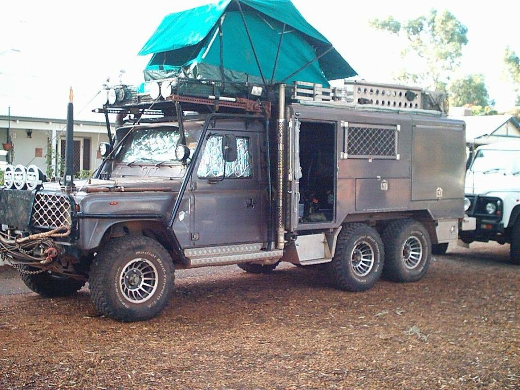 Civilian 1987 Land Rover 110 6x6 Perth Wa Defender Source Forum