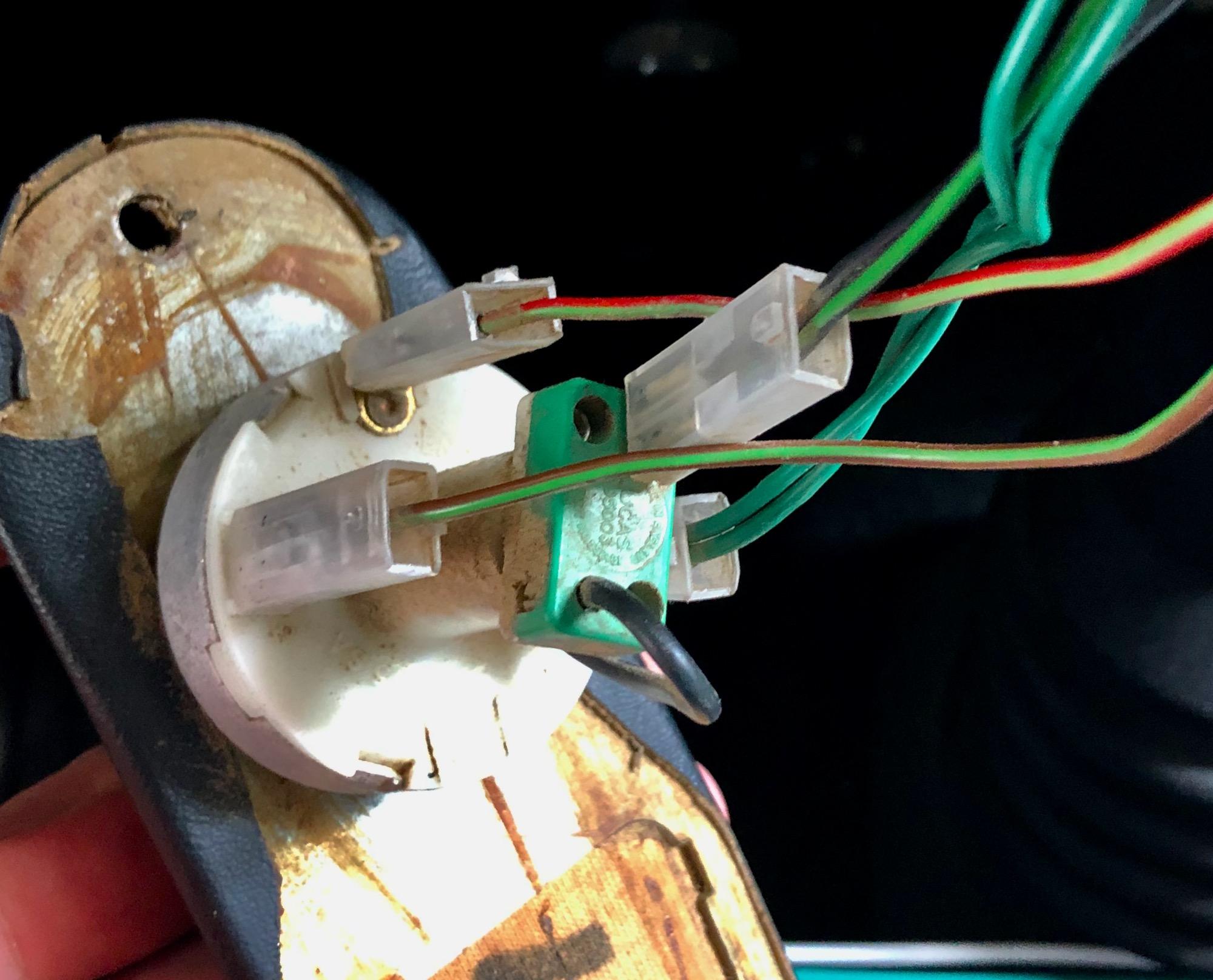 MudStuff Carling Rear Washer/Wiper Switch Wiring | Defender Source Forum | Rear Wiper Switch Wiring Diagram |  | Defender Source