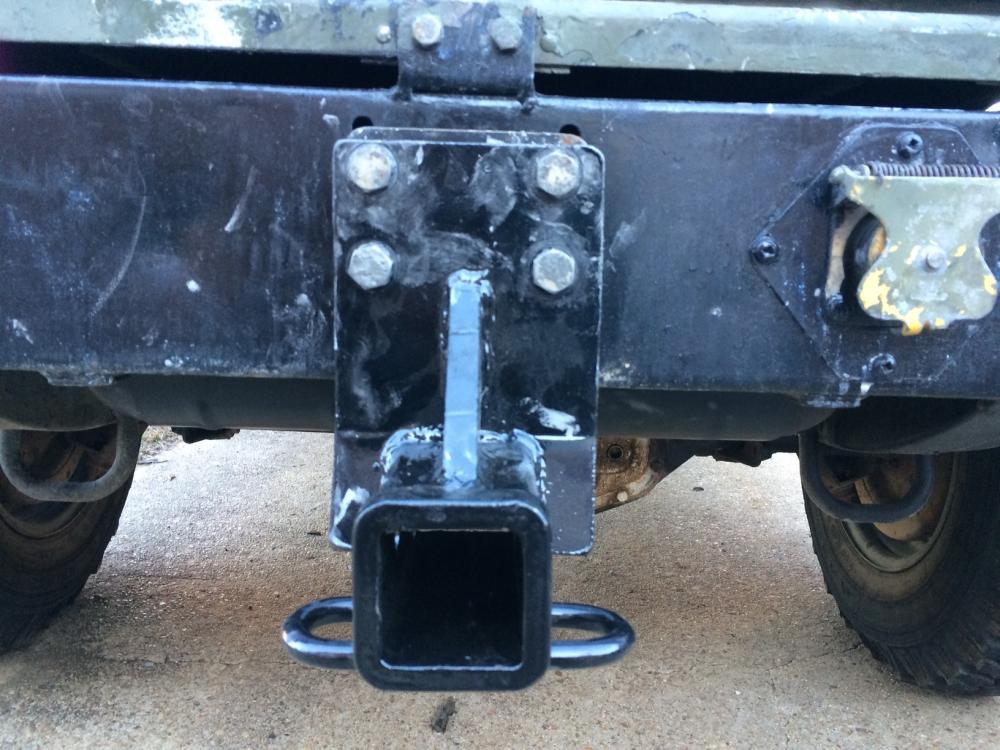 image tow rover manual view hidden larger for sport hitches bumper bmw trailer m hitch with landrover land
