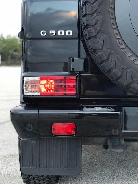 FS 2004 Mercedes G500 - Defender Source