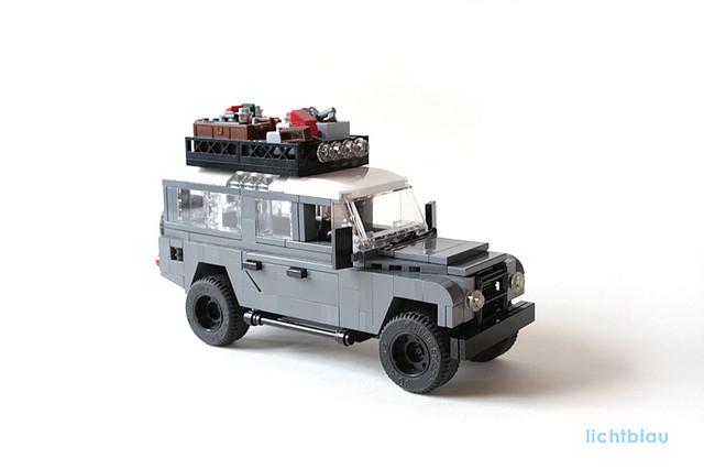 Lego Defender 110 - Defender Source