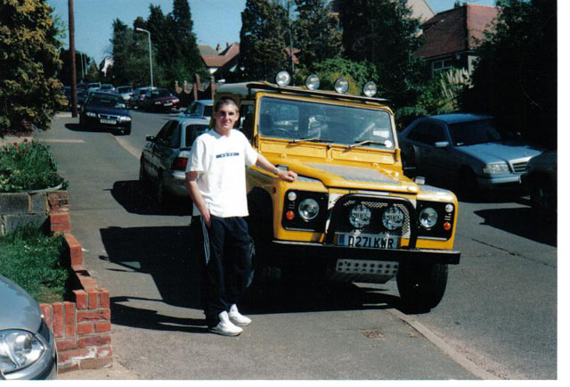 Click image for larger version  Name:Me and my Beast.jpg Views:287 Size:98.9 KB ID:3544