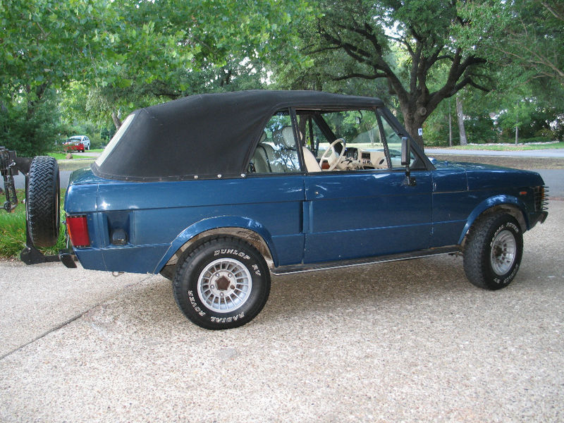 Click image for larger version  Name:Rangie 2 Door Convertible.jpg Views:90 Size:149.3 KB ID:44017