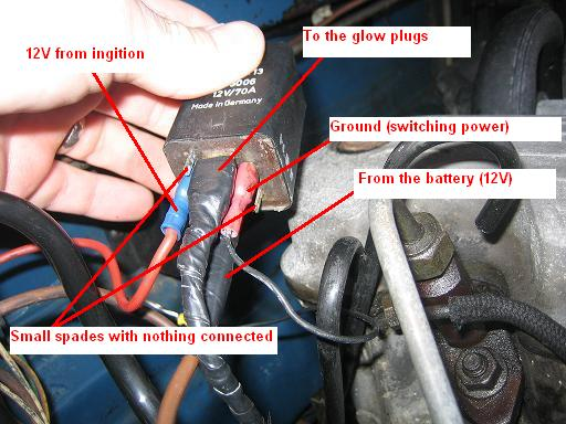 Glow plug wiring differences page 2 defender source click image for larger version name relay2g views 3349 size 540 cheapraybanclubmaster Gallery