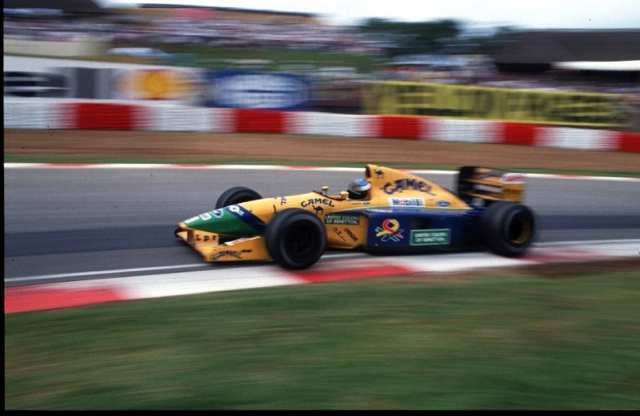 Click image for larger version  Name:Schumacher in my 1991 Benetton.jpg Views:209 Size:258.0 KB ID:15226
