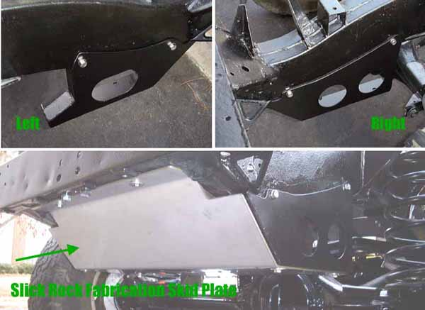 Click image for larger version  Name:Skid Plate and Mounts.jpg Views:174 Size:46.7 KB ID:2683