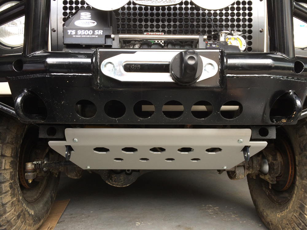 Click image for larger version  Name:Steering Skid Plate 02.JPG Views:86 Size:260.7 KB ID:150097