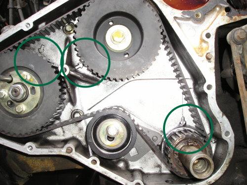 TDI Injection Pump Timing - Defender Source