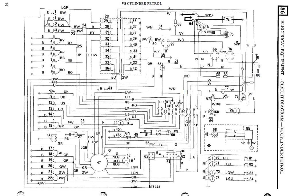 Land Rover Wiring Diagram from www.defendersource.com