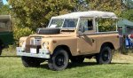 moose's 1974 Land Rover Series III