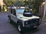 NomaD110's 1993 Land Rover Defender 110