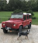 KGH's 1992 Land Rover Defender 110