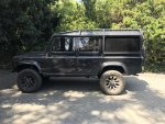Land Rover Defender  RHD