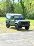 superfluke's 1992 Land Rover Defender 90